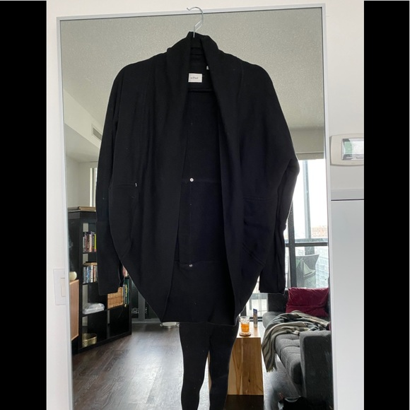 Wilfred Diderot Black Sweater